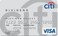 Apply online forCiti® Dividend® Card for College Students