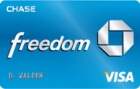 Apply now for Chase Freedom® Visa