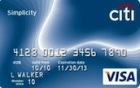 Apply online forCiti Simplicity® Visa® Card