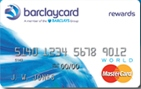 Apply now for Barclaycard® Rewards MasterCard®