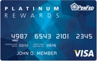 Apply now for PenFed Platinum Rewards Visa® Card