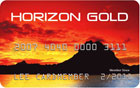 Apply online forHorizon Gold Card