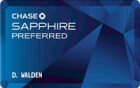 Apply now for Chase Sapphire Preferred®