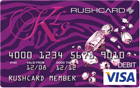 Apply now for Prepaid Visa® KLS RushCard