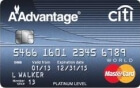 Citi<sup>&reg;</sup> Platinum Select<sup>&reg;</sup> / AAdvantage<sup>&reg;</sup> World MasterCard<sup>&reg;</sup>