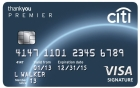 Apply online forCiti ThankYou® Premier Card