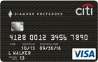 Citi<sup>&reg;</sup> Diamond Preferred<sup>&reg;</sup> Card