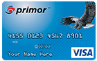 primor<sup>&trade;</sup> Secured Visa Classic Card