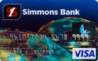 Simmons Bank Visa<sup>&reg;</sup> Platinum