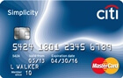 Apply online for Citi Simplicity® Card
