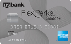 U.S. Bank FlexPerks<sup>&reg;</sup> Select+ American Express<sup>&reg;</sup> Card