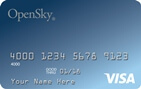 OpenSky<sup>&reg;</sup> Secured Visa<sup>&reg;</sup> Credit Card
