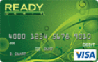 Apply Online for READYdebit® Visa Mint Control Prepaid Card