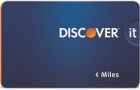 Apply online for Discover it Miles
