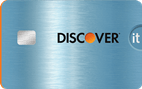 Discover it<sup>&reg;</sup> for Students-Double Cash Back your first year