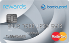 Barclaycard Rewards MasterCard - Average Credit
