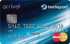 Apply online for Barclaycard Arrival<sup>™</sup> World MasterCard<sup>®</sup>