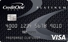 Credit One<sup>&reg;</sup> Visa<sup>&reg;</sup> - No Deposit Required