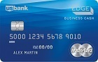 Learn more for U.S. Bank Business Edge™ Cash Rewards World Elite™ MasterCard®