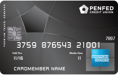 Learn more for PenFed Premium Travel Rewards American Express® Card