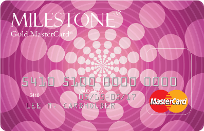Apply Online for Milestone® Unsecured MasterCard®