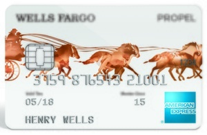 Learn more for Wells Fargo Propel American Express® Credit Card