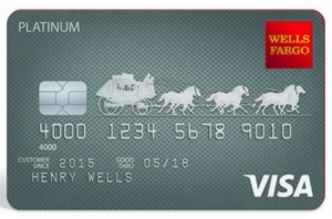 Learn more for Wells Fargo Platinum Visa® Credit Card