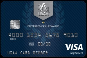 Apply online forPreferred Cash Rewards Visa Signature®