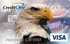 Apply online forCredit One Bank® Visa® - No Deposit Required