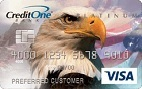 Apply Online for Credit One Bank® Visa® - No Deposit Required