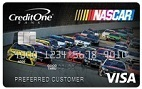 Apply Online for NASCAR® Credit Card from Credit One Bank®