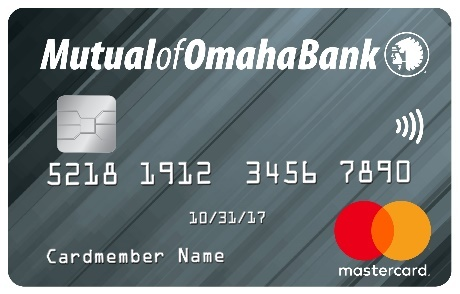 Mutual of Omaha Bank ATIRAcredit™ Platinum Rewards Mastercard®