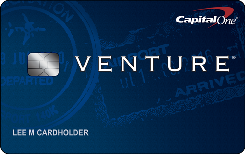 Apply online for Capital One® Venture® Rewards Credit Card