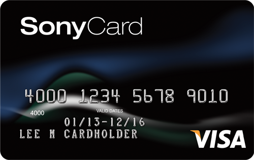 Apply online for Sony Card from Capital One®