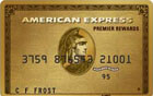 American Express<sup>&reg;</sup> Premier Rewards Gold Card