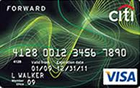 Apply online for Citi Forward Card for College Students
