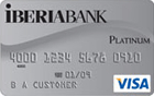 Apply now for Iberiabank Visa® Platinum