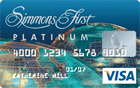 Apply now for Simmons First Visa® Platinum
