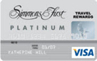 Apply now for Simmons First Visa® Platinum Rewards