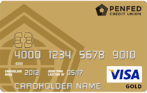 Apply Online for PenFed Gold Visa® Card