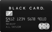 Apply Online for MasterCard® Black Card™