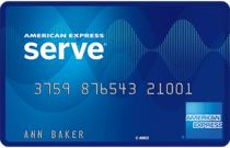 Apply Online for American Express Serve®
