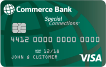 Apply online forCommerce Bank 1.5% Cash Back Rewards Card