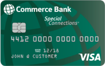 Apply online forCommerce Bank™ 1.5% Cash Back1 Rewards Card