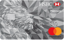 Apply Online for HSBC Platinum Mastercard® credit card