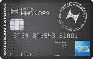 Apply online for Hilton Honors™ Surpass® Card from American Express