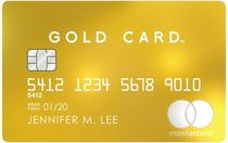 Apply Online for Mastercard® Gold Card™