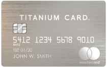 Apply Online for Mastercard® Titanium Card™