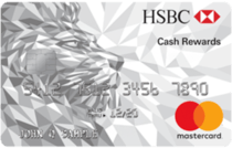 Apply online forHSBC Cash Rewards Mastercard® credit card