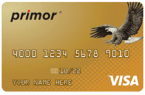 Apply online forprimor® Secured Visa® Gold Card